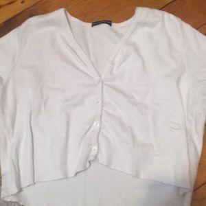 Brandy Melville white shirt